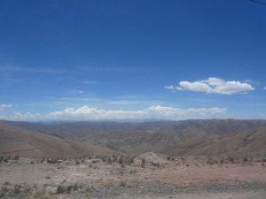 Oruro--Cochabamba