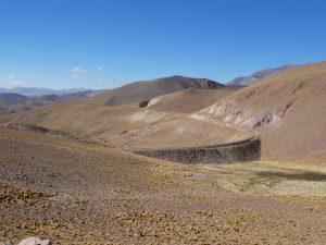 San Antonio de los Cobres--Tolar Grande Alto Chorillo 4560 m ü.M.