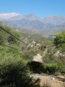 Chilecito: Cable Carril, Estacion 2