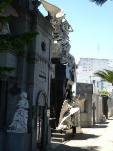 Buenos Aires, Ricoleta