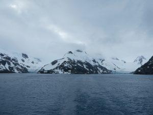 South Georgia: Drygalski Fjord