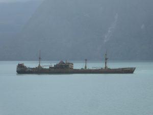 Puerto Eden--Puerto Montt: Capitan Leonidas