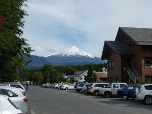 Pucon, Volcan Villarrica
