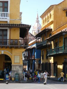 25. Januar: Cartagena